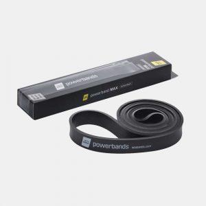 Let's Bands Max crna elastična traka