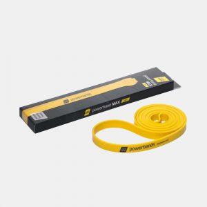 Let's Bands Max žuta elastična traka