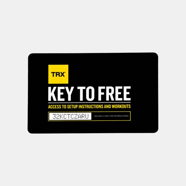 TRX exsercises key